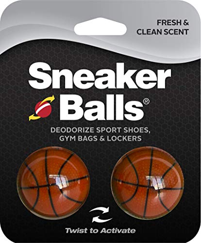 Sof Sole SofSole SneakerBalls Basketball Shoe Deo Schuhdeodorants, Braun (Brown), Einheitsgröße