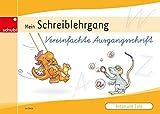Anton & Zora: Anton und Zora: Schreiblehrgang Vereinfachte Ausgangsschrift