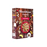 #10: Munchilicious - Granola Cereal - Dried Fruit (Pineapple, Strawberry and Apricot)- 500 gm