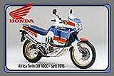 Schatzmix Honda Africa CRF 1000 2015 Motorrad, Motor Bike, Motorcycle blechschild