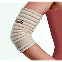 Preisvergleich für STAUDT Ellbogen-Bandage L (paarweise) - gegen Tennisarm und Ellbogen-Schmerzen - nächtliche Anwendung - eine gute...
