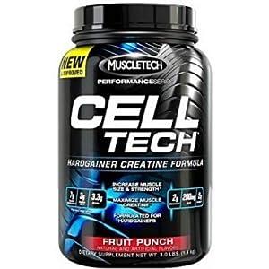 Muscle Tech Cell Tech Creatine Formula