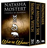Writ in Water: Three Novels of Supense. Special Box Set