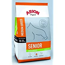 Arion Adult Medium Senior Chicken & Rice Comida para Perros - 12000 gr