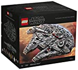 Travel the LEGO galaxy in the ultimate Millennium Falcon!