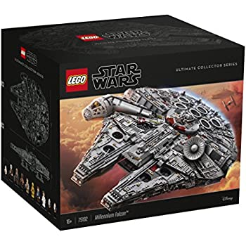 EXC STAR WARS 75192 MILLENNIUM FALCON ULTIMATE COLLECTOR SERIES