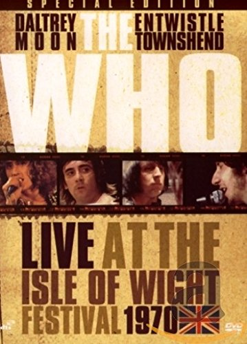 The Who - Live at the Isle of Wight 1970 [Special Edition]