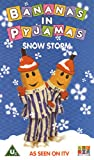 Picture Of Bananas In Pyjamas: Snow Storm [VHS]