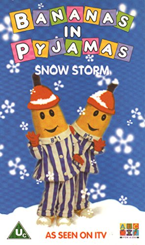 Preisvergleich Produktbild Bananas in Pyjamas [VHS] [UK Import]