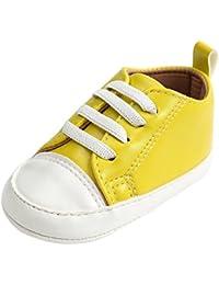 83e7af425ce11 Minuya Scarpe Bambine Bambino Scarpine Primi Passi Suola Antiscivolo  Morbida Scarpe Sportive Lightweight Outdoors Casual Sneaker