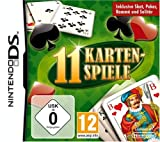 11 Kartenspiele - [DS]