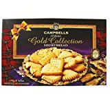 #10: Campbells All Butter Gold Collection Shortbread, 150g
