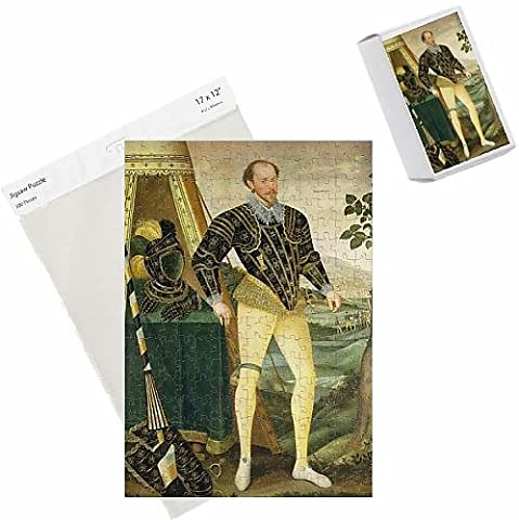 Photo Jigsaw Puzzle of Sir William Drury, of Hawstead, Suffolk (1527-79), 1587 (oil on canvas)