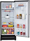 Whirlpool 200 L 4 Star Direct Cool Single Door Refrigerator(215 VITAMAGIC PRO ROY 4S, Alpha Steel, Base Stand with Drawer)