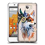 Official Pixie Cold Fox Animals Soft Gel Case for Wileyfox