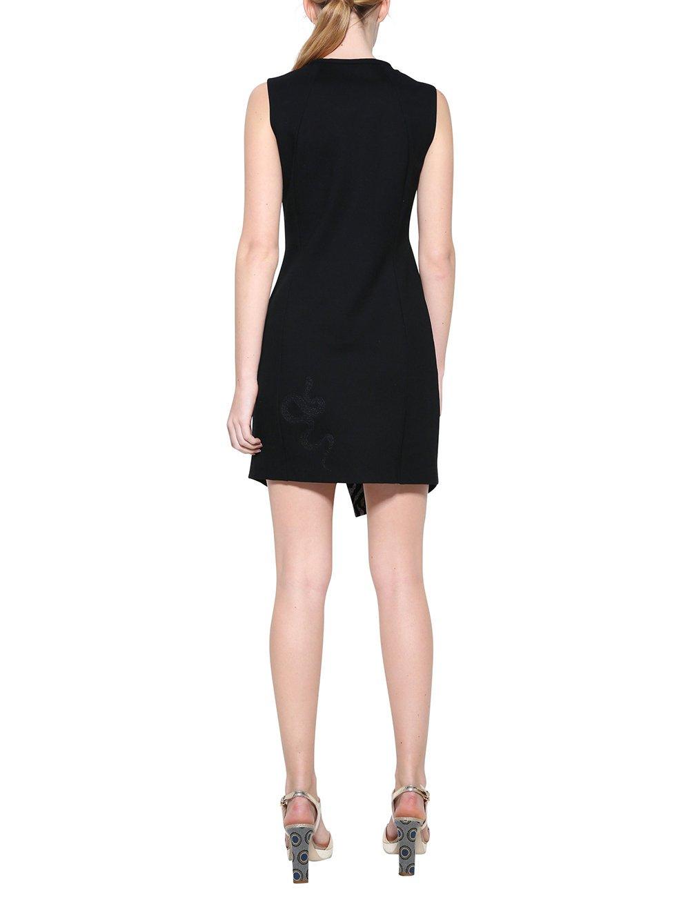 Desigual Vest_Santorini Swimwear Cover Up para Mujer