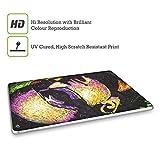Head Case Designs Officiel Rock Demarco Bono Drip Musiciens Étui Coque en Gel Molle pour Amazon Kindle Fire HDX 8.9