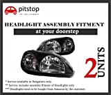 #8: Pitstop Headlight Assembly Fitment at Doorstep for all cars