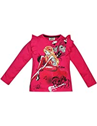 Winx Club Girls Animated / Cartoon Cotton T-Shirt
