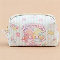 Q-Lia cute small fairy tale coin case with little girls, flowers, etc.