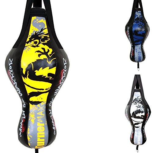 k Abgewinkelter Körper Aufwärtshaken Ausbildung Kampfkünste Muay Thai Kickboxen MMA (Gelb/Schwarz) ()