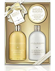 Baylis & Harding Ensemble Cadeau Collection Indulgente de Bain Mandarin/Pamplemousse