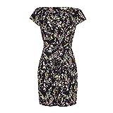 Yumi Womens/Ladies Eastern Bird Dress (8 UK) (Black)