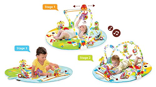 Yookidoo 40126 - Gymotion Activity Playland