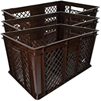 3 Stk. Bäckereikiste Euronormbox Cateringbox Back320 60x40x32cm Gastlando