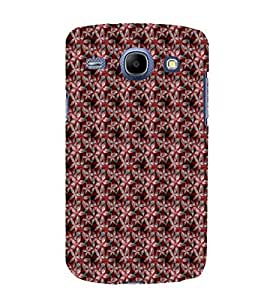 EPICCASE pathful flower Mobile Back Case Cover For Samsung Galaxy Core (Designer Case)