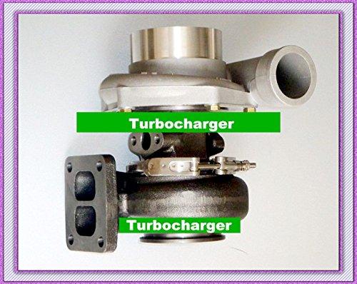 GOWE turbo para Turbo T78T4Bullet contratuerca Golden cromado Turbo turbina del turbocompresor para coche de carreras Potencia: 500–1000hp con juntas