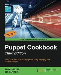Puppet Cookbook - Third Edition