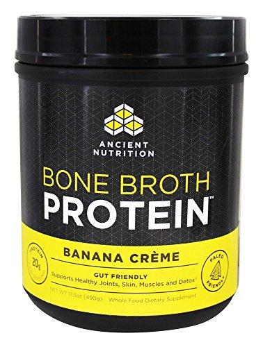 Protein-bananen-creme (Ancient Nutrition - Knochen-Suppe-Protein-Banane Creme - 17.3 Unze.)