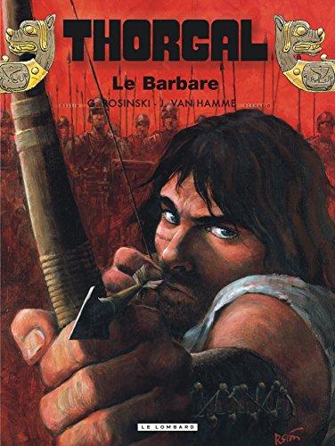 Thorgal, tome 27 : Le Barbare
