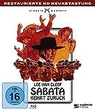 Sabata kehrt zurück / The Return of Sabata (1971) ( È tornato Sabata... hai chiuso un'altra volta ) (Blu-Ray)