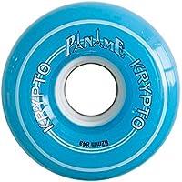 Kryptonics Roller Paname Ruedas, Azul, 62 mm