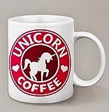 Novelty Unicorn Coffee Mug Ceramic 11 OZ Gifts Review and Comparison