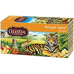Celestial Seasonings Bengal Spice, 6 Pack