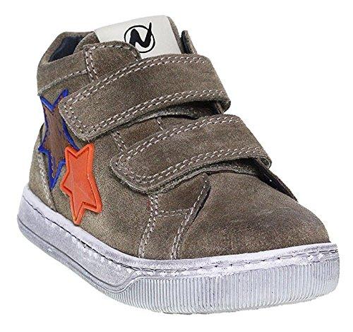 Naturino | Clay | Boots | | ragazzo in velcro-Beige, beige (Beige), 34 EU