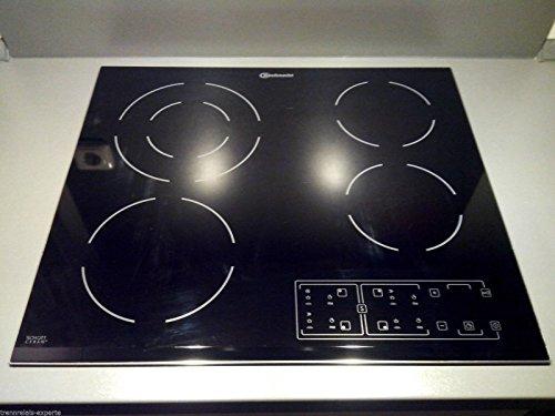 Elektronik-Reparatur Bauknecht ETPS5660 oder ETP5660 Type PLENS Kochplatten gehen sporadisch aus.