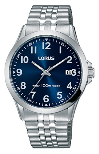 Lorus Watches Unisex RS973CX9