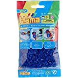 Hama Beads - Dark Blue (1000 Midi Beads)