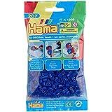 Hama - 207-08 - Loisirs Créatifs - Perles et Bijoux - Sachet 1000 Perles - Bleu Foncé