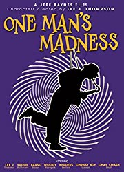 Lee J. Thompson: One Man's Madness [Dvd] [2018] [Ntsc]