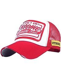 Amazon.es  Sombreros y gorras - Accesorios  Ropa  Gorras de béisbol ... cb7f6b6d3ed