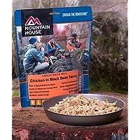 Mountain House server grande (2) + regalo, Chicken & Black