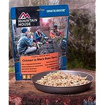 Mountain House server grande (2) + regalo, Chicken & Black Bean Sauce