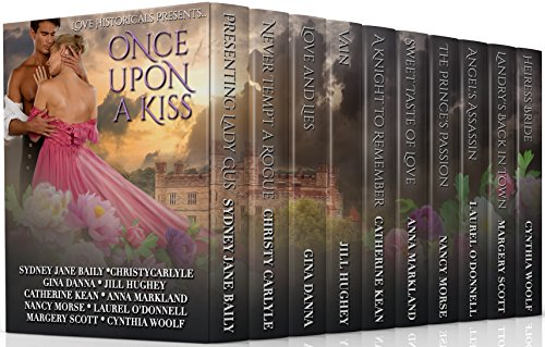 love-historicals-presents-once-upon-a-kiss-english-edition
