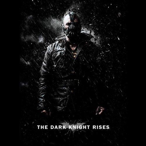 Batman - The Dark Knight Rises - Knochenbrecher Bane - Premium T-Shirt Schwarz