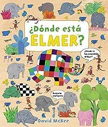 ¿Dónde está Elmer? (Elmer. Álbum ilustrado)